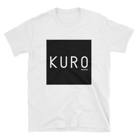 KURO Brand Boxed Women's White Loose-fit T-shirt