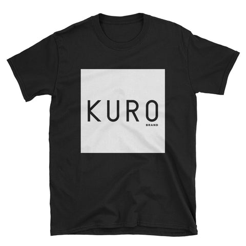 KURO Brand Boxed Women's Black Loose-fit T-shirt