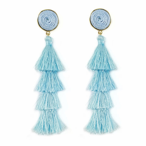 Zoe Tassel Earrings