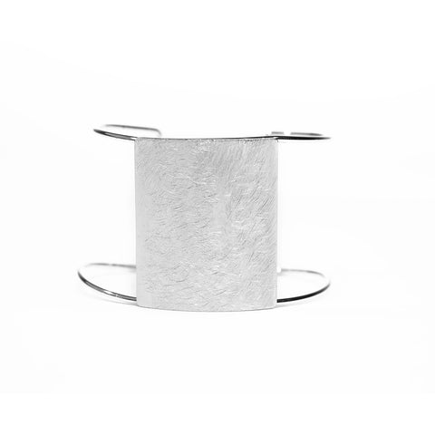 London Hammered Cuff Bracelets