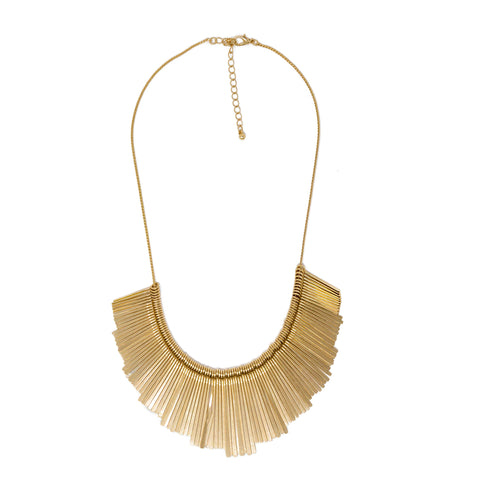 Ambrosia Necklace Gold