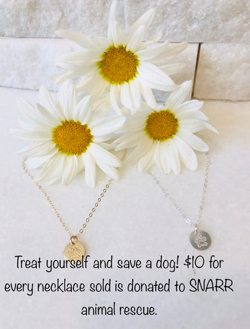 Doggie Rescue Necklace