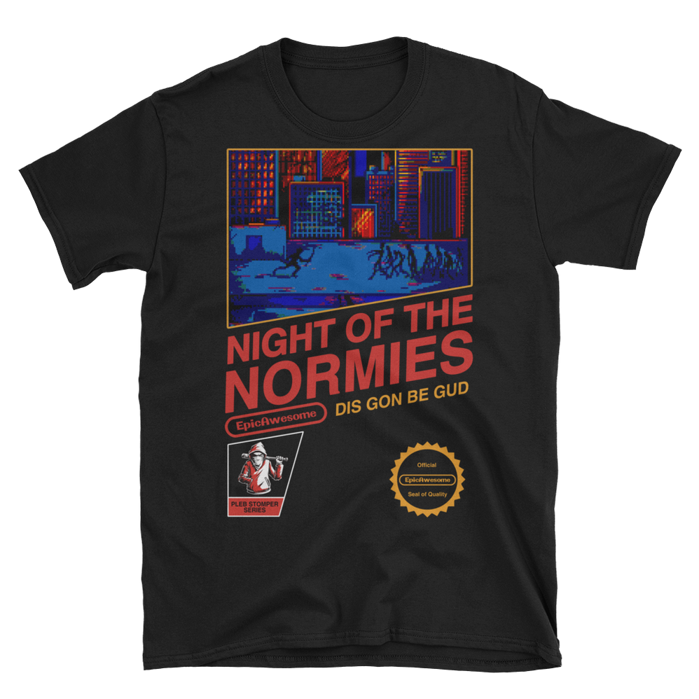 Night of the Normies - Short-Sleeve Unisex T-Shirt