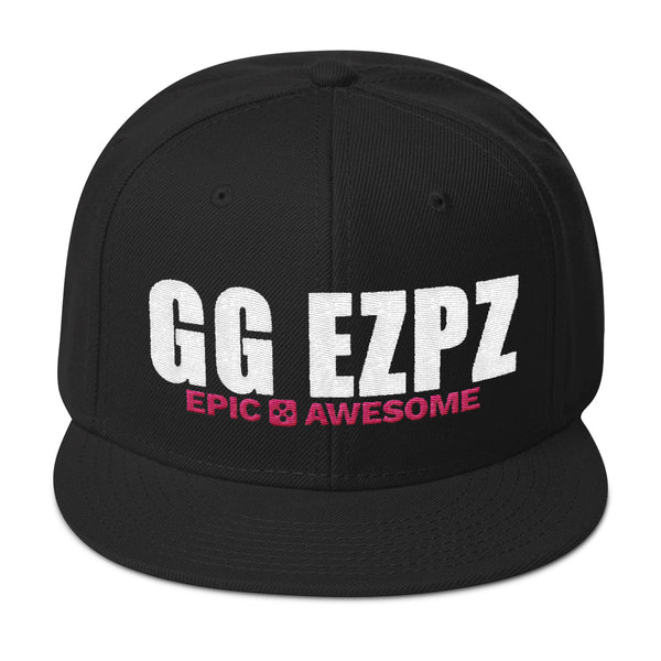 The Original GG EZPZ Snapback Hat