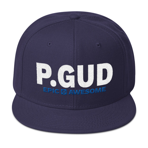 The Original P.GUD Snapback Hat