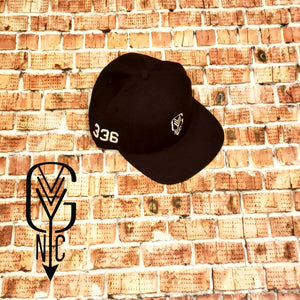 Logo Snap Back Area Code Series Hat