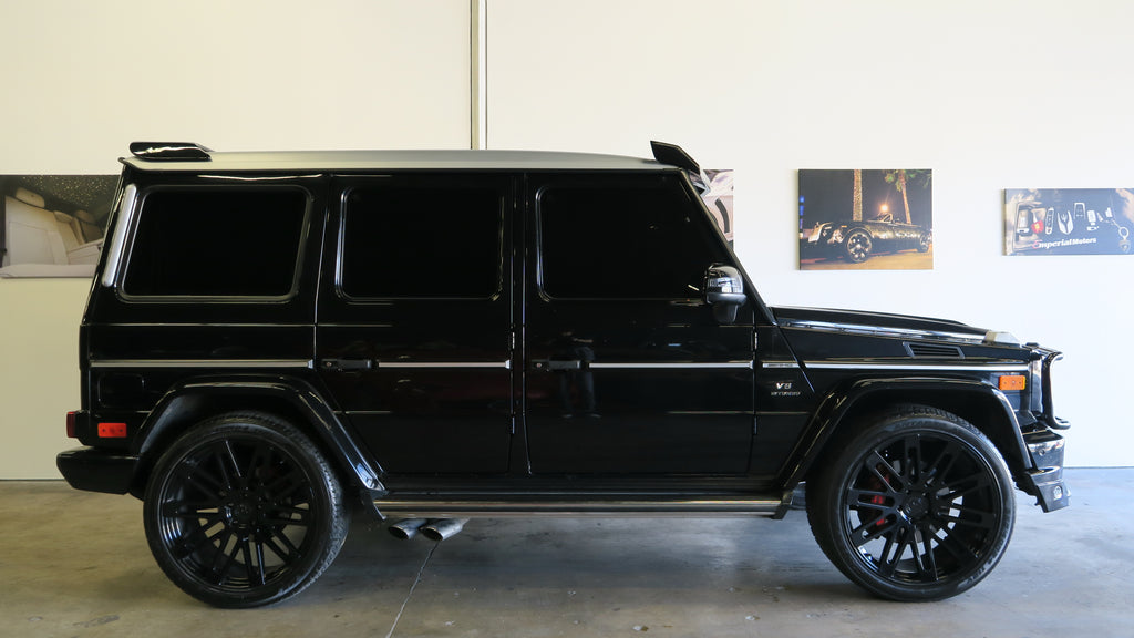 Mercedes G63 (BRABUS Body Kit)