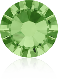 Swarovski Hotfix Flatbacks: Peridot (Green) - Glitz It