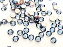 Swarovski Hotfix Flatbacks: Denim Blue - Glitz It