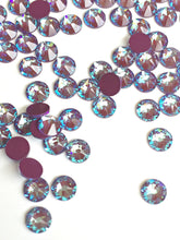 Swarovski Burgundy DeLite UNFOILED Crystals Glue On Flatbacks - Glitz It
