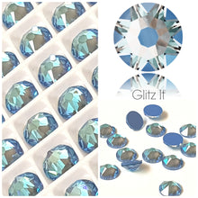 Swarovski Ocean DeLite UNFOILED Crystals Glue On Flatbacks - Glitz It