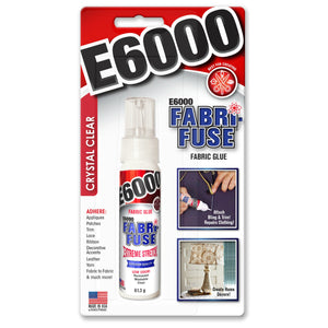 E6000 Fabri-Fuse Extreme Stretch - Glitz It