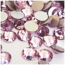 Swarovski Hotfix Flatbacks: Light Amethyst
