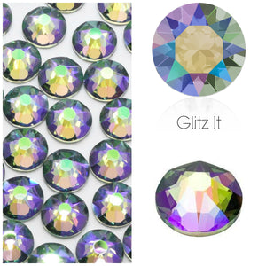 Swarovski® 2058 Small Pack Glue On Crystals: SS5 PARADISE SHINE - Glitz It