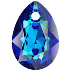 Swarovski Pear Cut Pendant 6433: 11.5mm - Glitz It