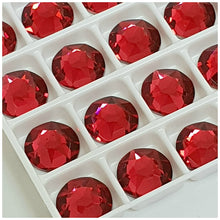 Swarovski® 2058 Small Pack Glue On Crystals: SS5 SCARLET