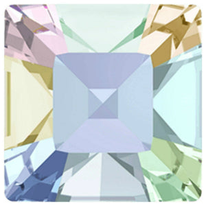 Swarovski® Xilion Square Fancy Stone: AB - Glitz It