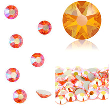 Swarovski Sun AB Crystals Glue On Flatbacks - Glitz It
