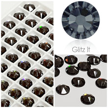 Swarovski Hotfix Flatbacks: Graphite - Glitz It