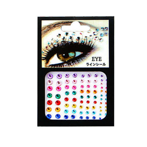 Just for fun acrylic rhinestone stickers - Glitz It