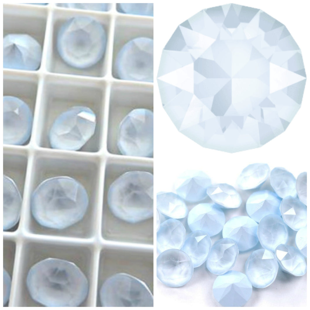 Swarovski Powder Blue Chaton Crystals - Glitz It