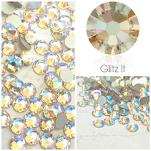Swarovski Hotfix Flatbacks: Silk Shimmer - Glitz It