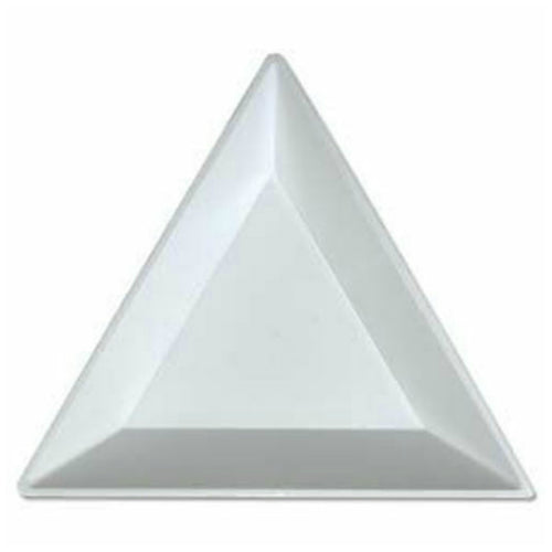 Triangle Crystal Sorting Tray - Glitz It