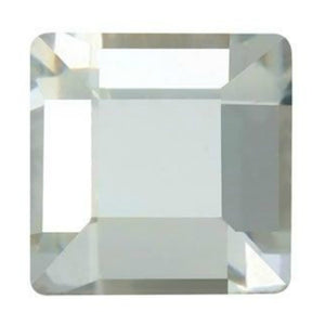 Swarovski Square Crystals Glue On Flatbacks - Glitz It