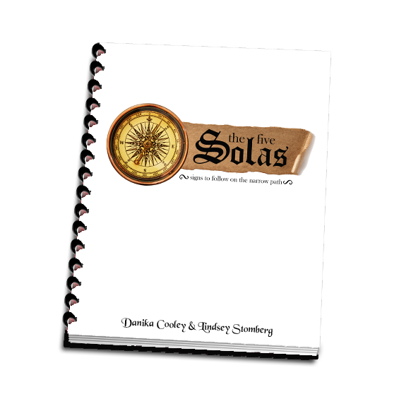 The 5 Solas: Signs to Follow on the Narrow Path