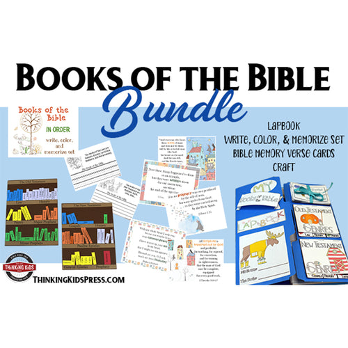 Books of the Bible Study Bundle