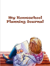 My Homeschool Planning Journal