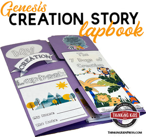 The Creation Story Lapbook