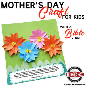 Mother's Day Bible Craft