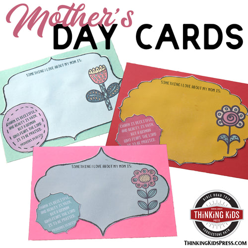 Mother's Day Cards with Bible Verse