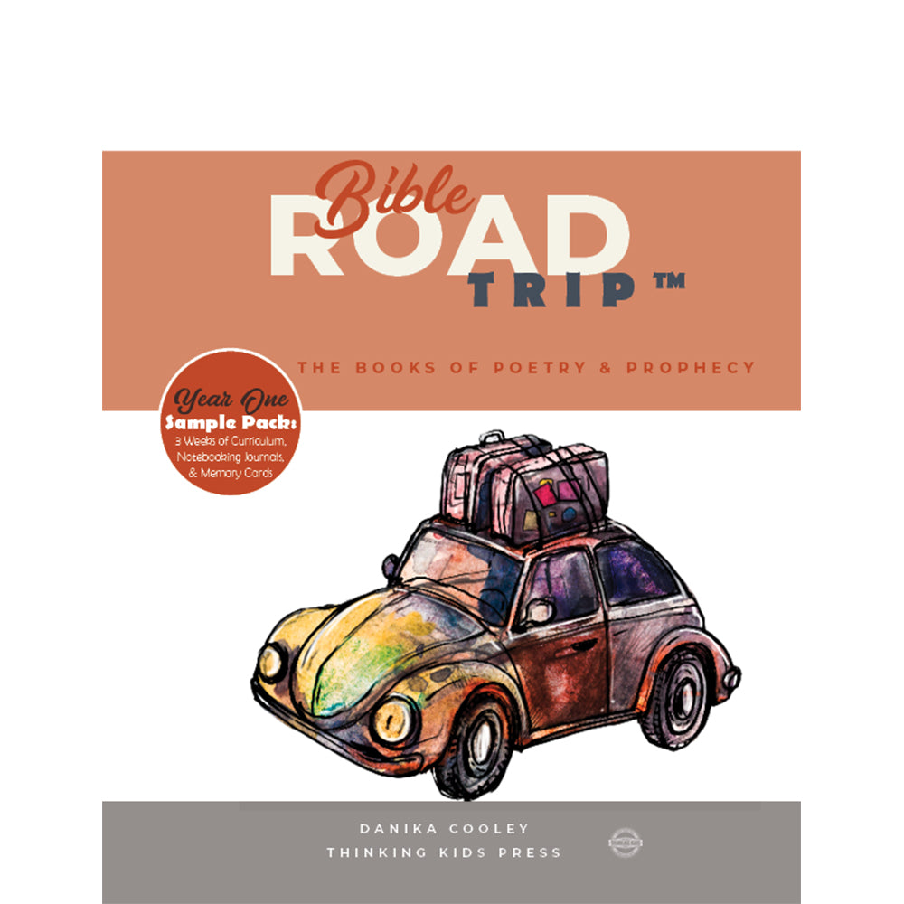 Bible Road Trip™ Year Two SAMPLE PACK