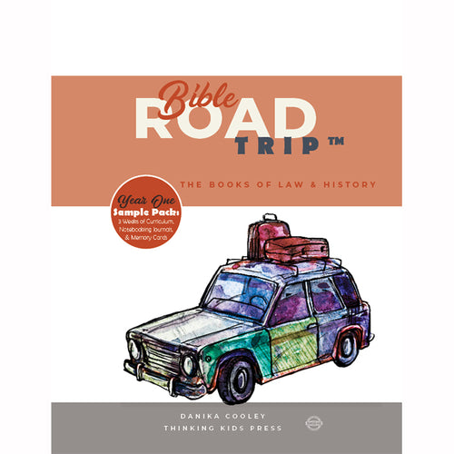 Bible Road Trip™ Year One SAMPLE PACK
