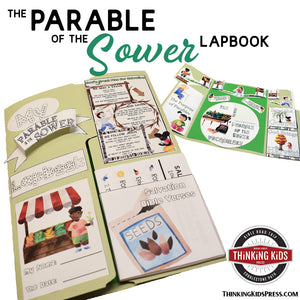 Parable of the Sower Lapbook