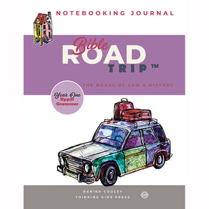 Bible Road Trip™ Year One Notebooking Journals