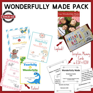 Wonderfully Made Companion Pack