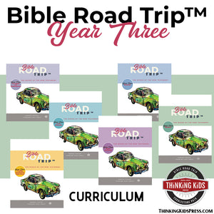 Bible Road Trip™ Year Three Curriculum