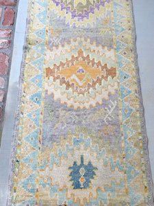 Woven Loom Collection Runner, 3x13'2