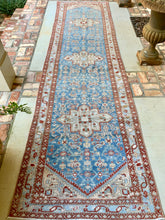 Antique Malayer Runner, 3'6x12'7