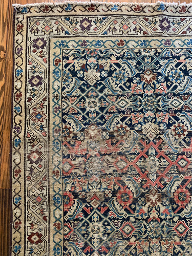 Antique Malayer, 3'5x6'5