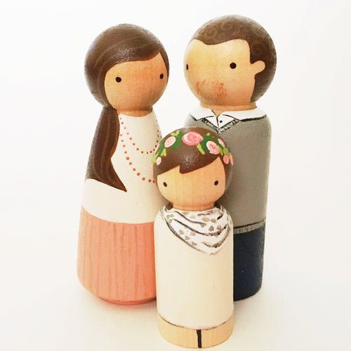 Family of 3-Custom