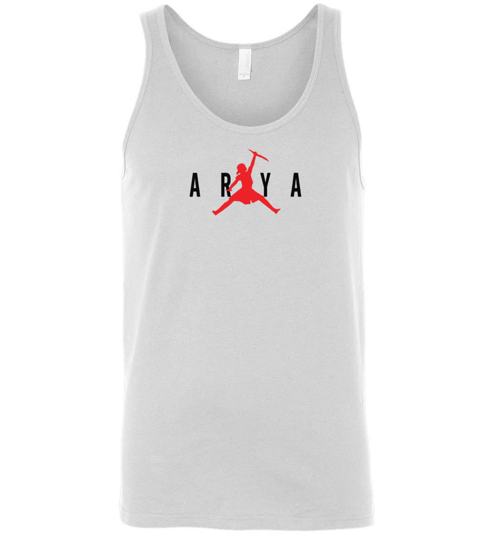 "ARYA TANK TOP- ""Games Of Thrones""Unisex Tank"