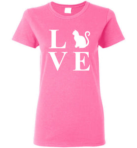Women's Favorite Tee -Special Cat's Valentine's Day Tee