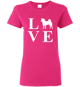 Women's Favorite Tee -Special Shiba Valentine's Day Tee