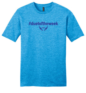 "Men's #Duetoftheweek T-Shirt -""Free Shipping USA"""