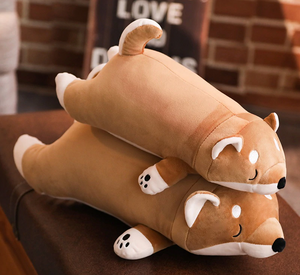 40/55cm Dog Stuffed Shiba Inu  Animal Plush Toy - Free Shipping USA