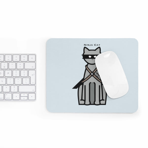 """NINJA CAT""  Mousepad"